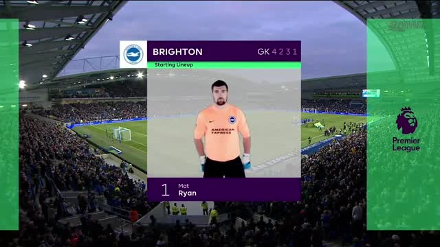 Đấu bù Premier League: Brighton 1-1 Tottenham