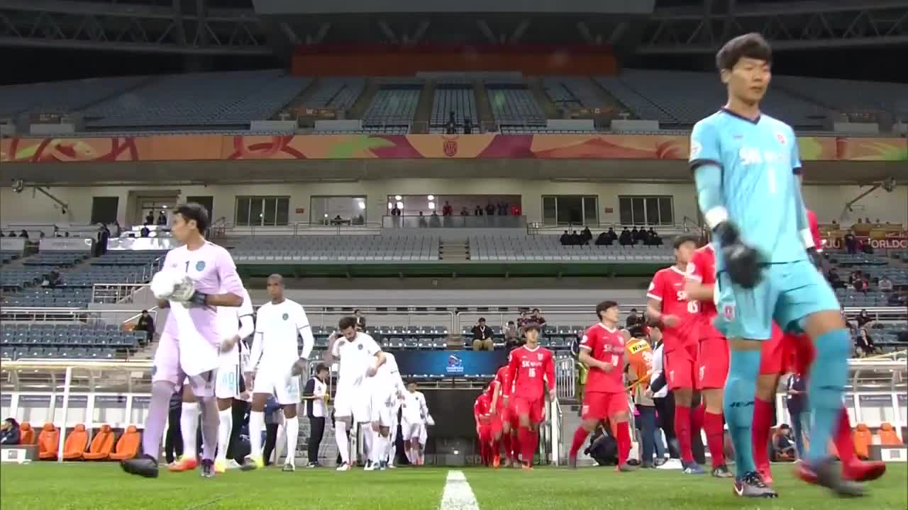 Jeju United FC 0-1 Buriram United
