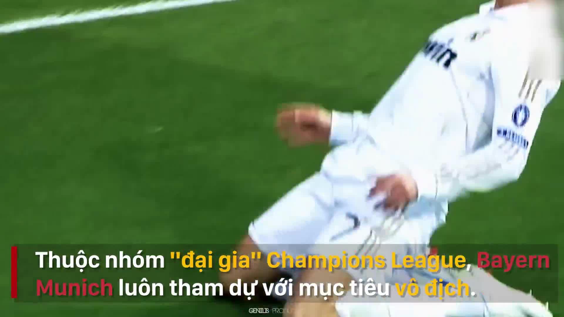 """Bayern Munich là """"miếng mồi ngon"""" của Ronaldo"""