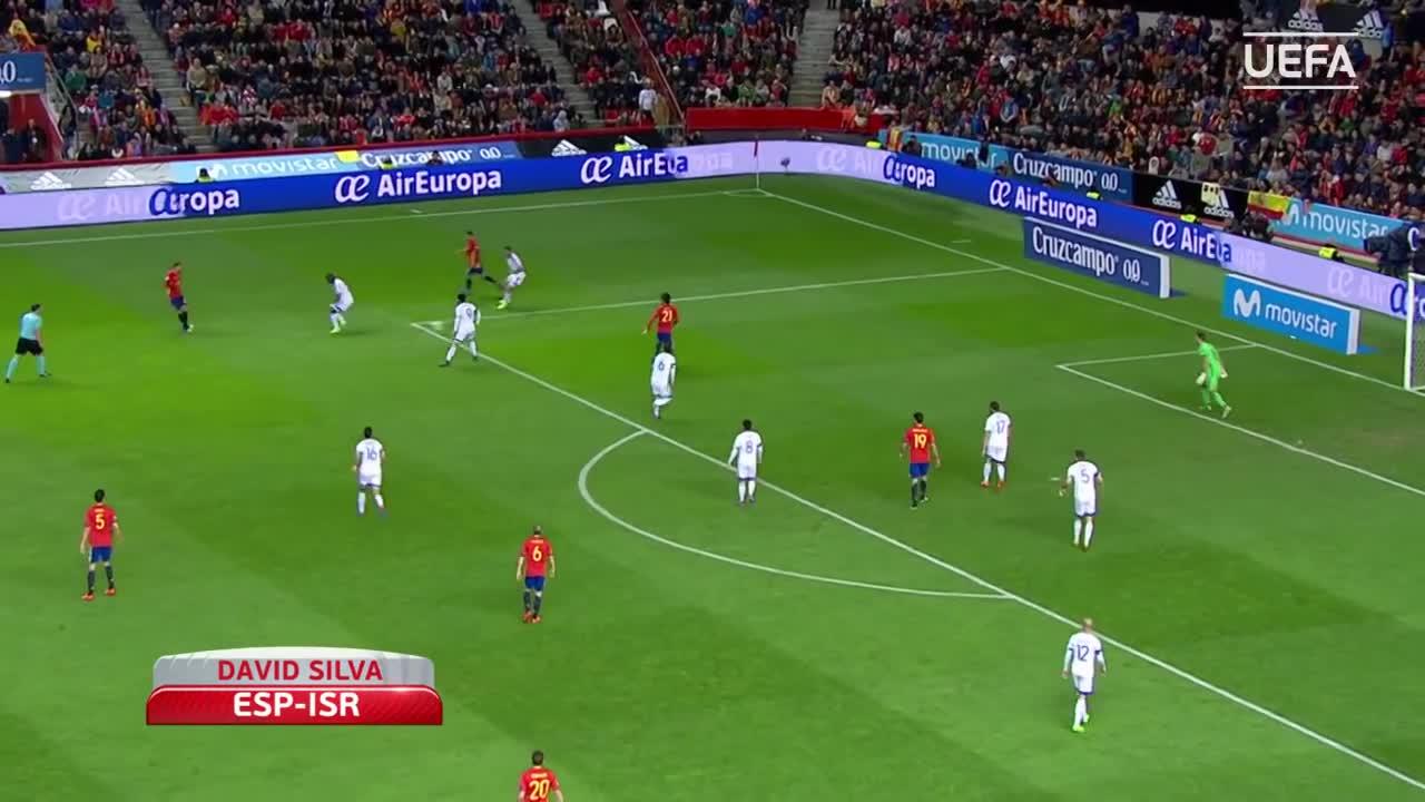 5 bàn thắng đẹp nhất của TBN tại vòng loại World Cup 2018