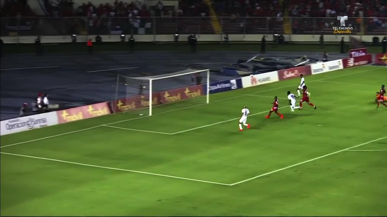 Panama giành vé dự World Cup 2018
