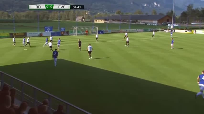 Everton 22-0 ATV Irdning