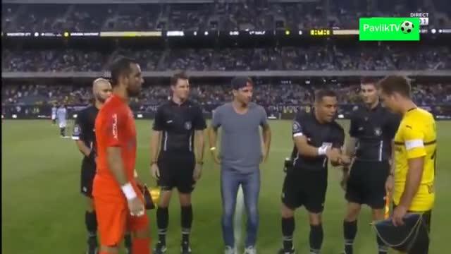 Giao hữu: Man City 0-1 Dortmund