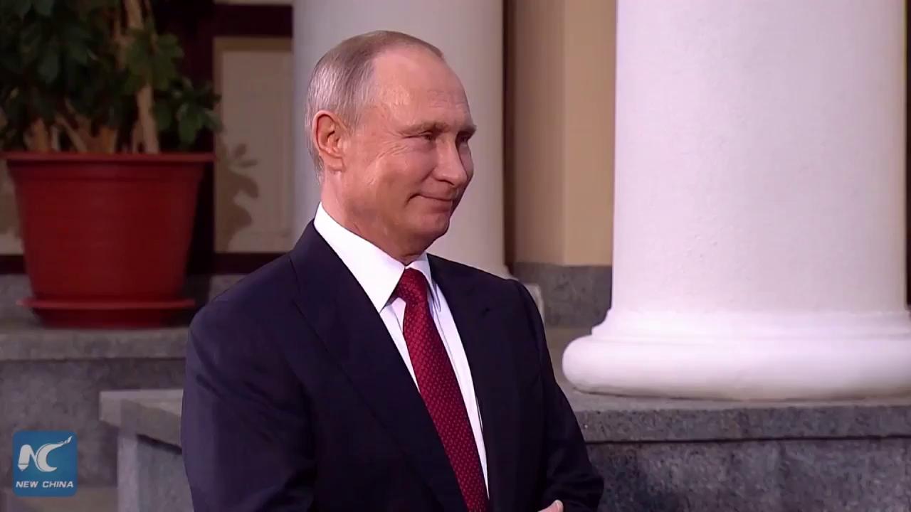 Lãnh đạo Nga, Thổ Nhĩ Kỳ, Iran gặp nhau tại Sochi ngày 22/11/2017 bàn giải pháp chính trị cho Syria