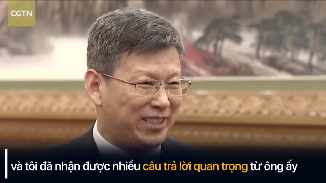 """Đại biểu Trung Quốc cảm thấy được """"mở mang tầm mắt"""" khi đối thoại với ông Tập Cận Bình"""