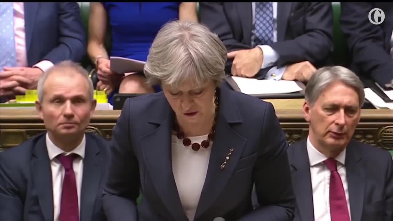 Thủ tướng Anh Theresa May tuyên bố quyết định trục xuất 23 nhà ngoại giao Nga vì vụ ám sát cựu điệp viên Skripal