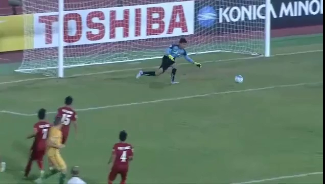U16 châu Á: U16 Việt Nam 3-2 U16 Australia