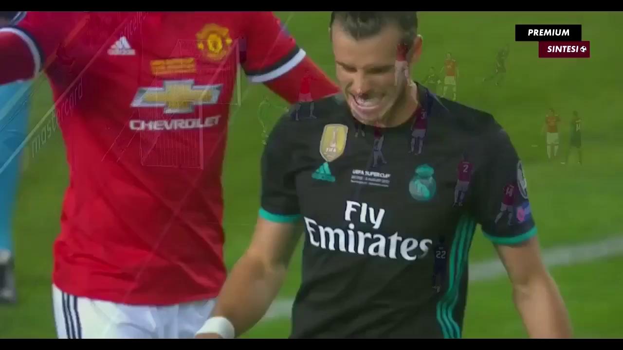 Siêu cúp châu Âu: Real Madrid 2-1 Man United