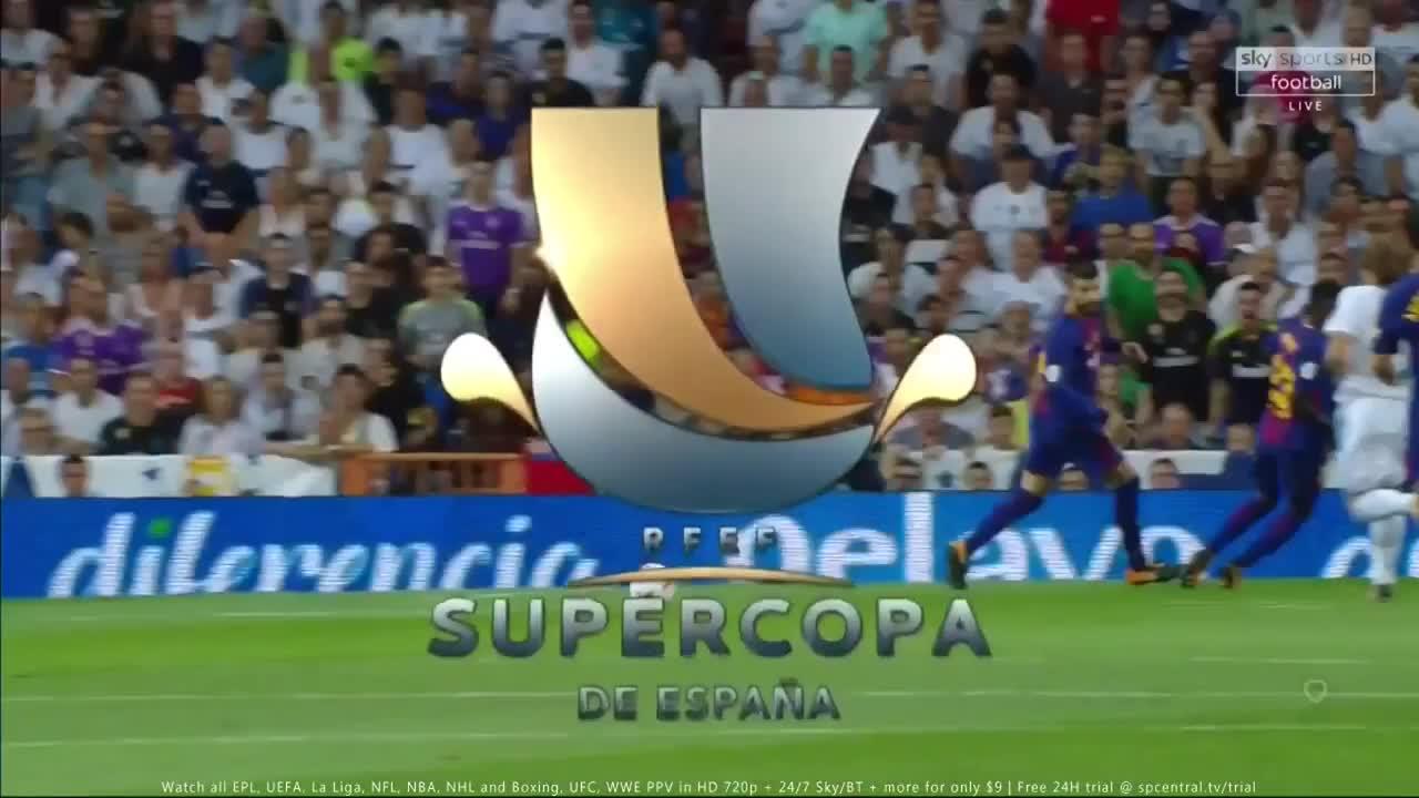 Bàn thắng siêu phẩm của Marco Asensio vào lưới Barca