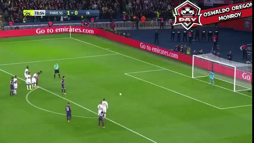 Neymar xin đá penalty nhưng Cavani không cho