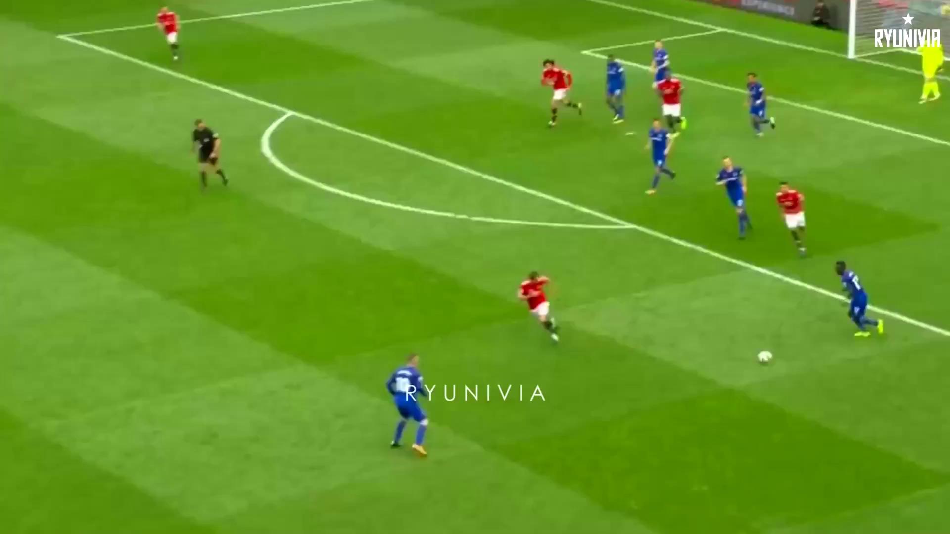 Màn trình diễn ấn tượng của Matic trong màu áo Man United