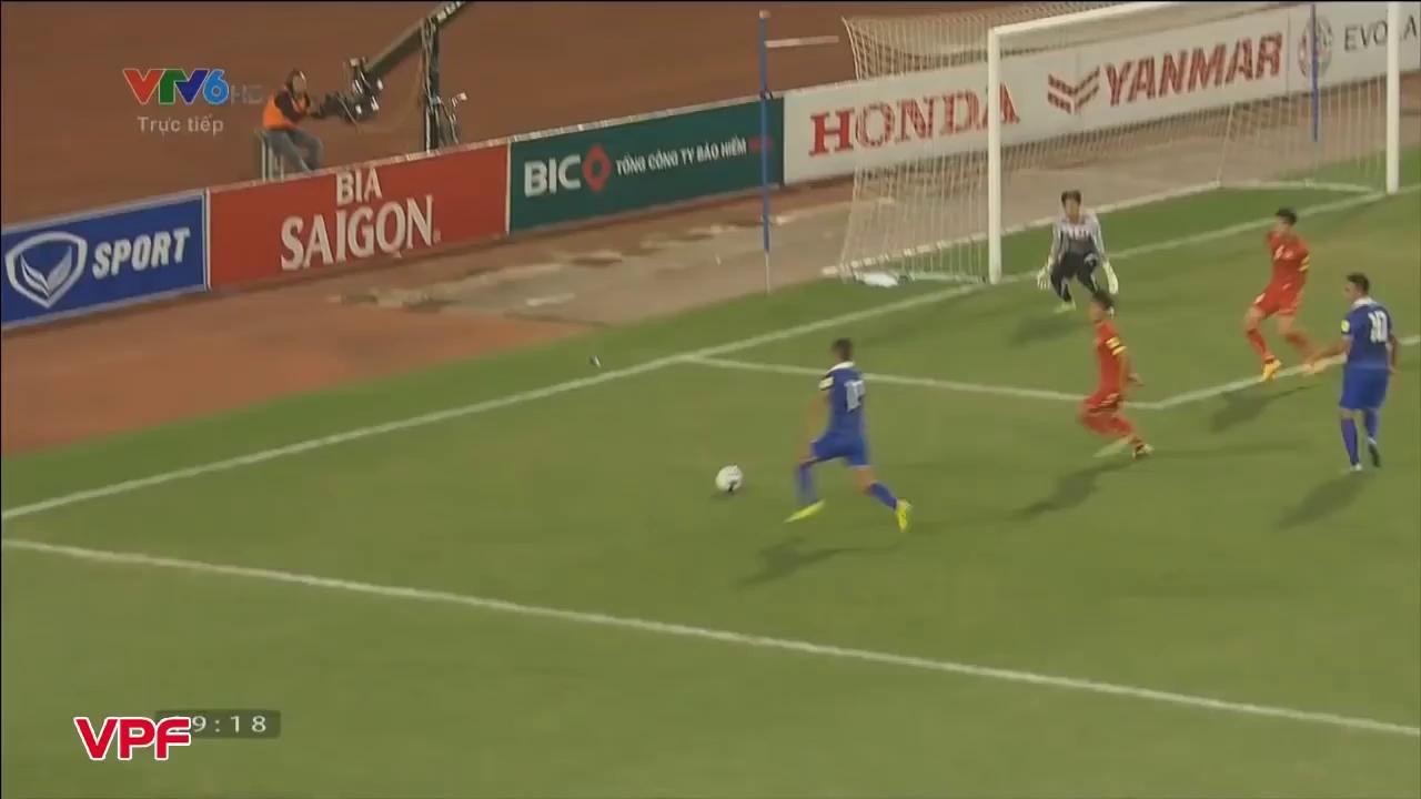 Vòng loại World Cup 2018: Việt Nam 0-3 Thái Lan