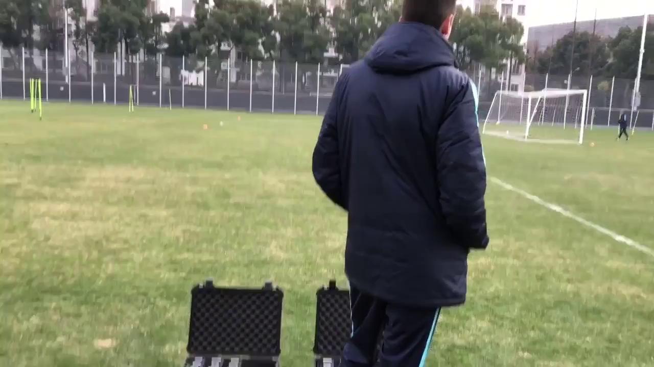 U23 Úc sử dụng công nghệ hiện đại