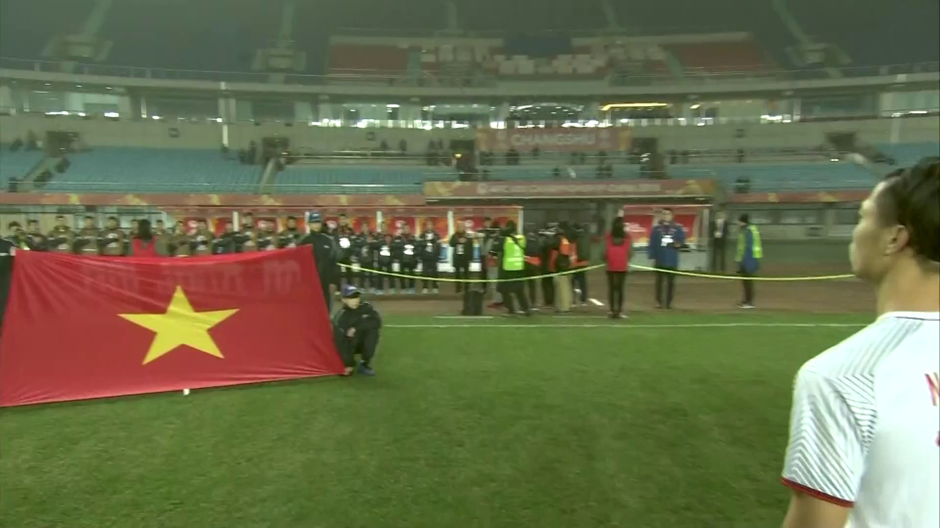 Vòng bảng U23 châu Á 2018: U23 Việt Nam 0-0 U23 Syria