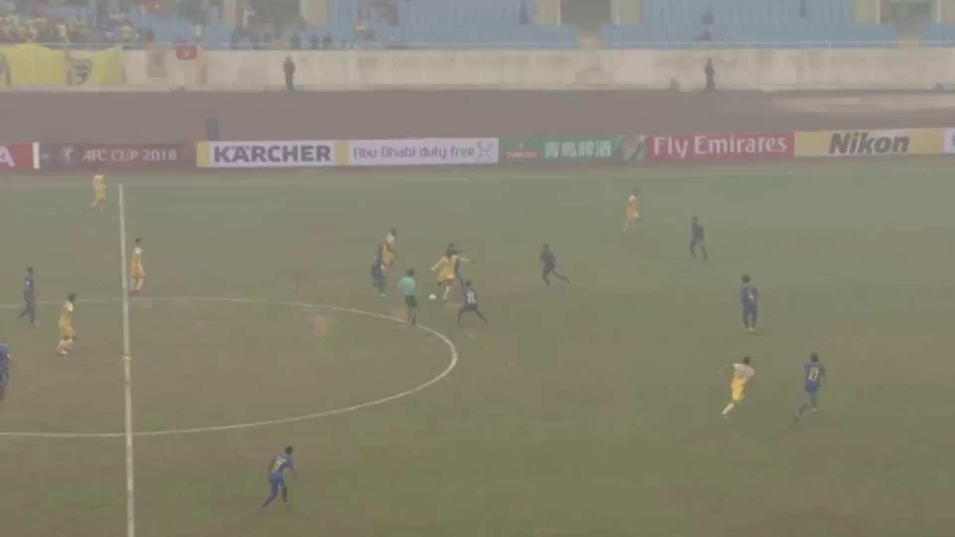 Vòng bảng AFC Cup 2018: FLC Thanh Hóa 1-0 Global Cebu