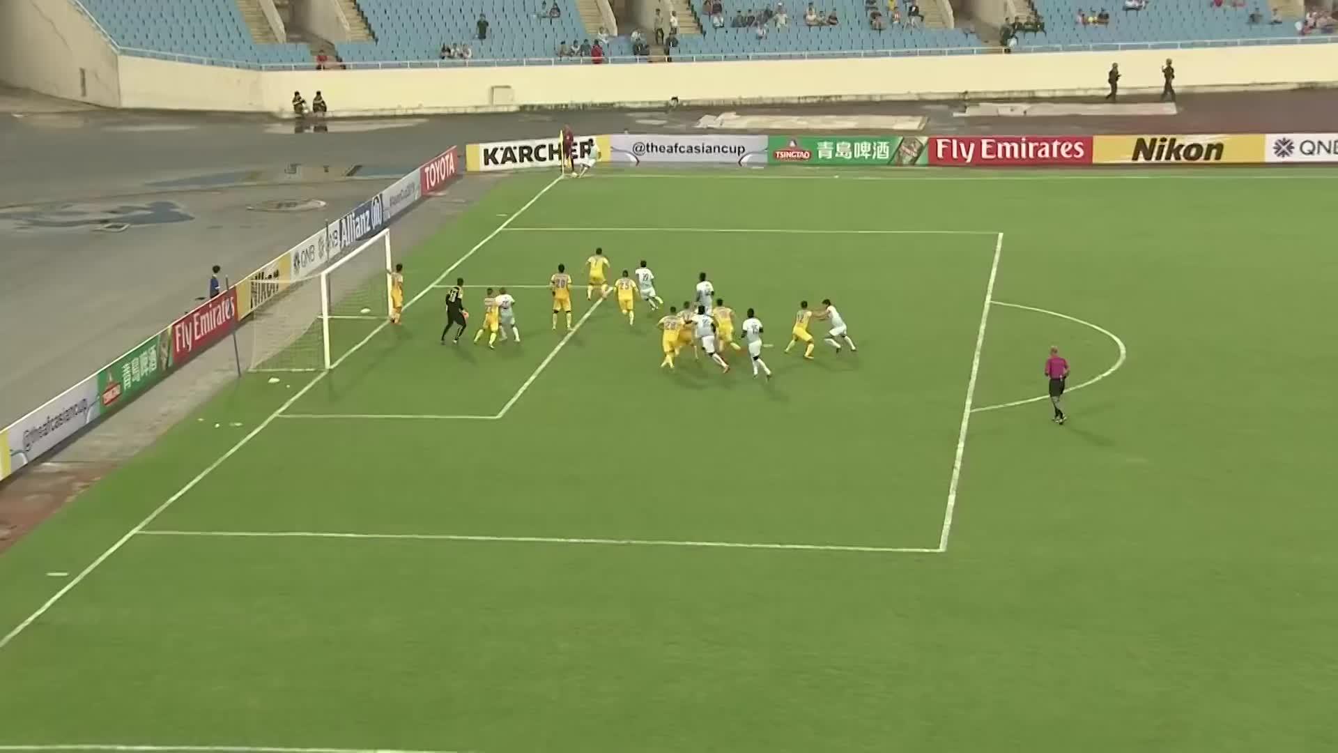 Vòng bảng AFC Cup 2018: CLB Thanh Hóa 3-3 Yangon United FC
