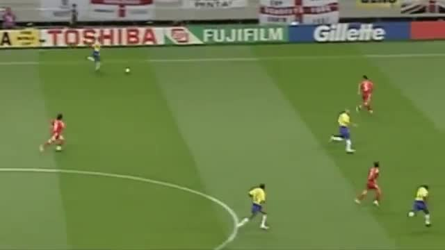 Ronaldo ghi bàn đưa Brazil vượt qua Thổ Nhĩ Kỳ ở bán kết World Cup 2002