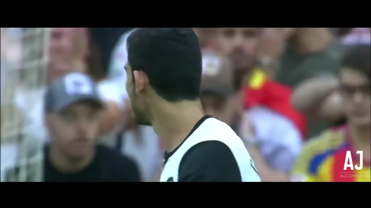 Những màn trình diễn mãn nhãn của Gonçalo Guedes mùa bóng 2017/18