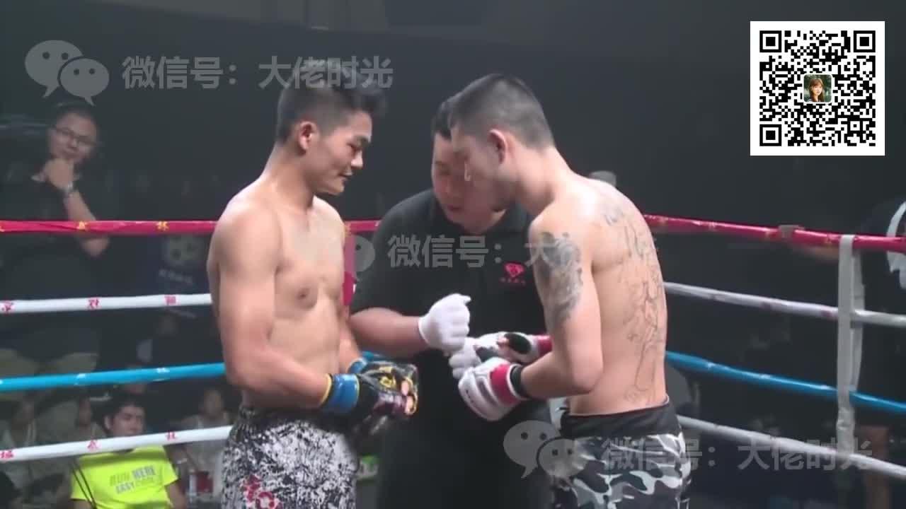 Võ sỹ Thái Cực Quyền - Trịnh Quyền, bị tay đấm MMA Nguyễn Siêu kẹp cổ bất tỉnh
