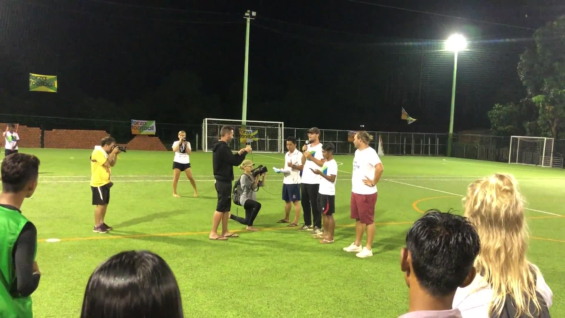 Đội bóng Campuchia lập kỷ lục thế giới