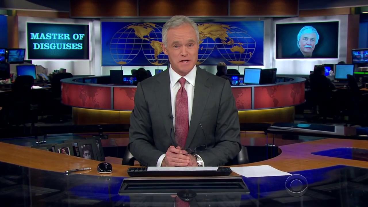 Kĩ năng tạo mặt nạ giả trang của đặc vụ CIA. Nguồn: CBS News