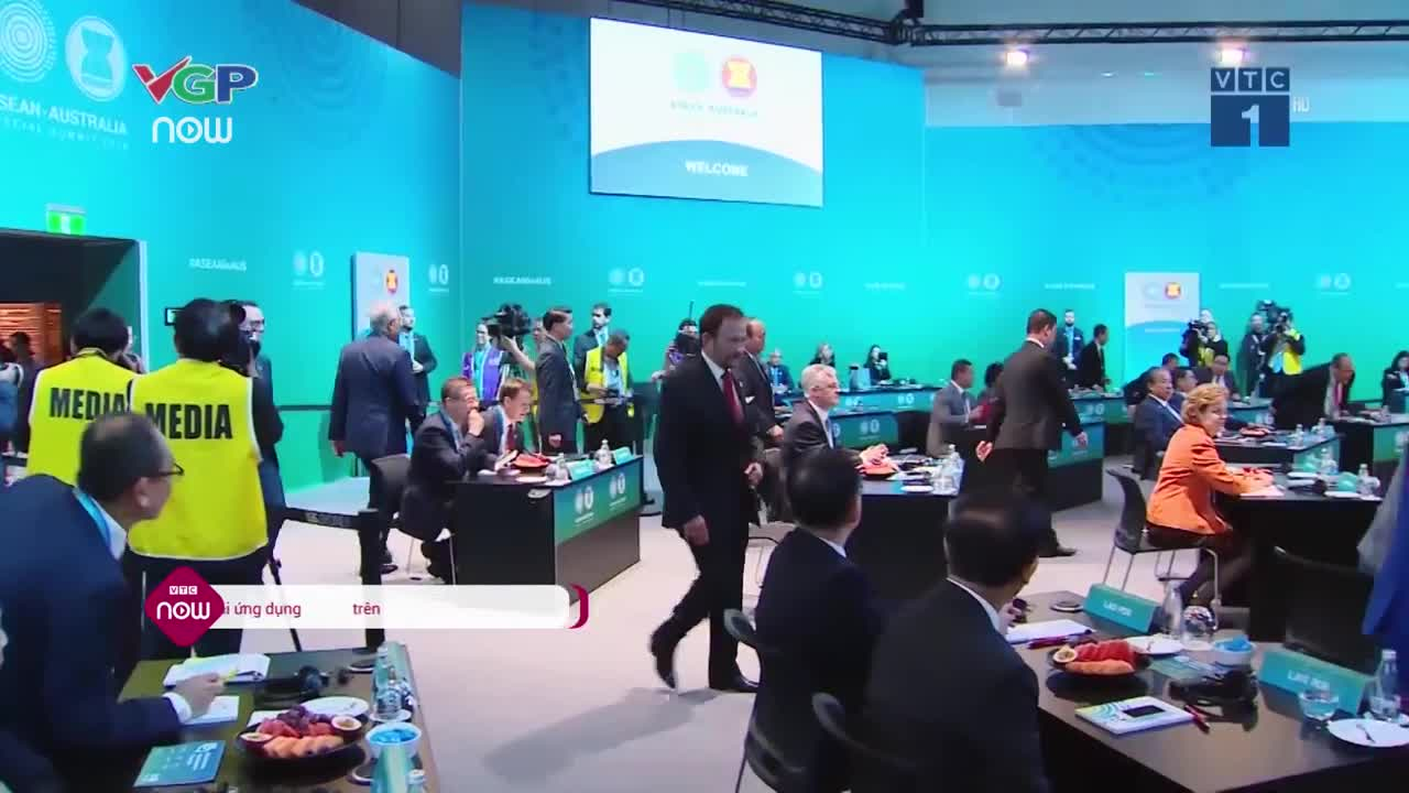 Thủ tướng dự hội nghị cấp cao ASEAN Australia | VTC1