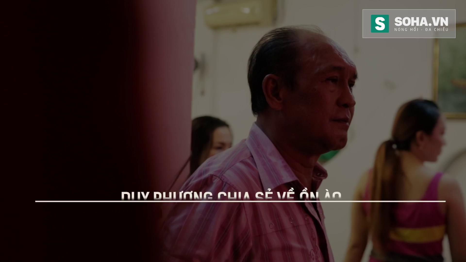 Clip Duy Phương chia sẻ về cuộc sống sau ánh hào quang.