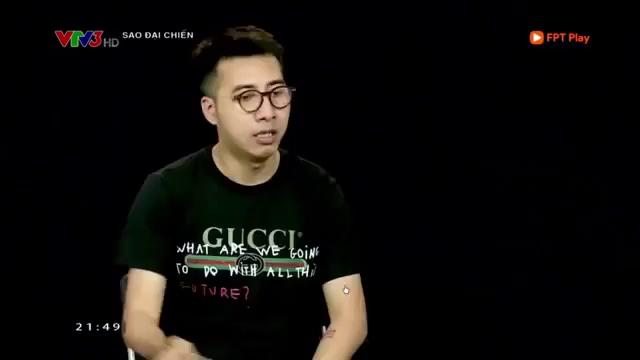 Clip phần trình diễn Miu Lê bị Dương Cầm chê là không nghe được gì.