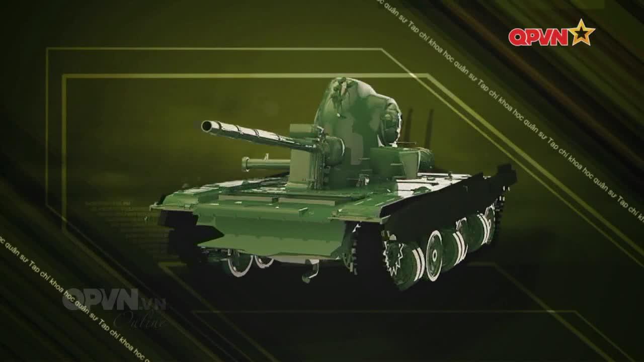 Niêm cất, bảo quản vũ khí trang bị kỹ thuật bằng công nghệ, vật liệu mới