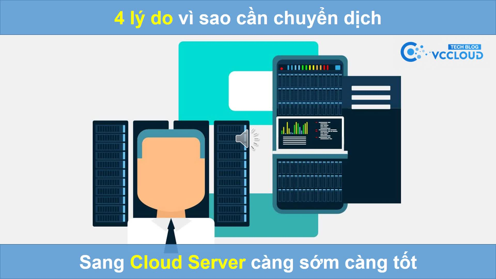 [Mutex video] 4 lý do vì sao cần chuyển dịch sang cloud server càng sớm càng tốt