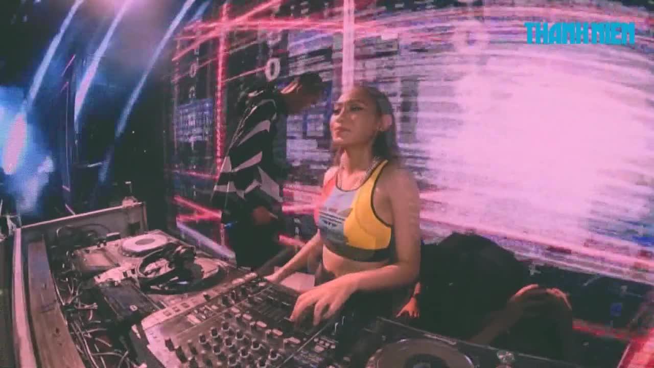 Nghề xuyên đêm ở Sài Thành: Nữ DJ đối mặt cám dỗ, tình yêu xa cách   Đời sống   Thanh Niên
