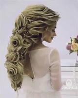Mái tóc cầu kỳ đẹp ảo diệu