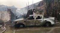 Hà Nội: Cháy lớn tại xưởng pha chế sơn trên đường Đại lộ Thăng Long