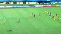 Thurgate hạ gục Y Eli Nie mở tỉ số cho U19 Austrialia ở phút 37