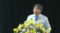 Ông Nguyễn Đức Hoà, Giám đốc BHXH Hà Nội, đánh giá về công tác triển khai chính sách BHXH, BHYT