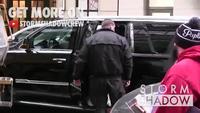 Kim Kardashian sành điệu đi mua sắm