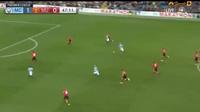 Cú sút sấm sét của Aguero nhân đôi cách biệt cho Man City trước Man Utd