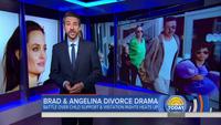 Angelina Jolie tố Brad Pitt không trợ cấp tài chính cho các con