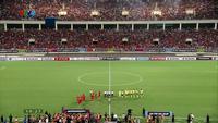 Đội hình ra sân của tuyển Việt Nam gặp Malaysia