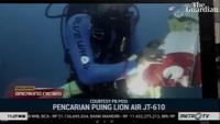 Mảnh vỡ máy bay Lion Air chở 189 người nằm la liệt dưới đáy biển Indonesia