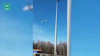 """Video máy bay Nga """"bất động"""" trên trời gây chú ý"""