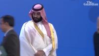 """Thái tử Ả rập Xê út bị """"ngó lơ"""" tại hội nghị G20"""