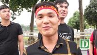 Người Việt Nam tại Malaysia đưa ra lời khuyên khi cổ vũ ở sân Bukit Jalil