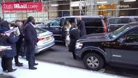 Jennifer Lopez xuất hiện ấn tượng tại New York