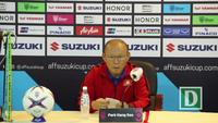 """HLV Park Hang Seo: """"Tôi muốn đội tuyển Việt Nam giành ngôi vô địch"""""""