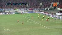 Việt Nam 1-0 Malaysia: Anh Đức ghi bàn mở tỉ số