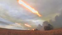 """BM-27 Uragan """"khạc lửa"""" trong cuộc tập trận ở Viễn Đông"""
