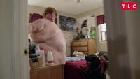 Casey nặng 317 kg và tuyên bố có lẽ sẽ ăn cho đến khi chết