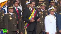 Tổng thống Venezuela bị tấn công bằng máy bay không người lái
