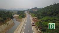 Tuyến đường nghìn tỷ Hòa Lạc - Hòa Bình (Video: Toàn Vũ)
